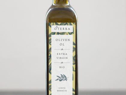 NEU! Bio Olivenöl der Sorte Memecik!