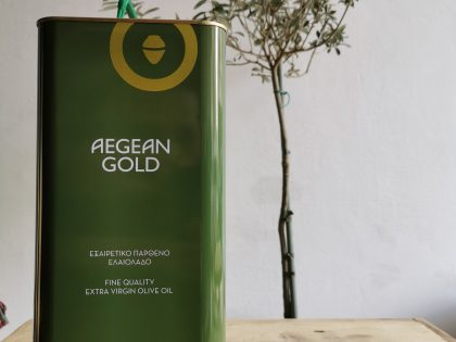 Aegean Gold Extra Natives Olivenöl 5 Lt – 44 €